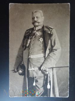 1925-1934 prezydent Rzeszy - Hindenburg