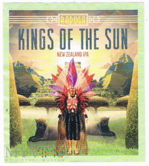 kjings of the sun