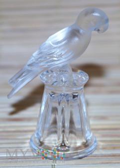 Naparstek Swarovski-papuga