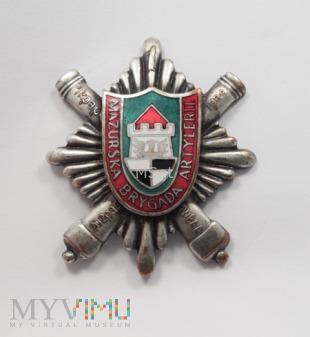 Mazurska Brygada Artylerii