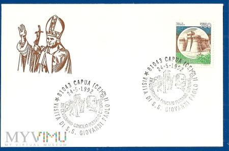 Fdc-Włochy.24.5.1992.2