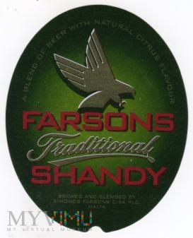 Farsons Shandy