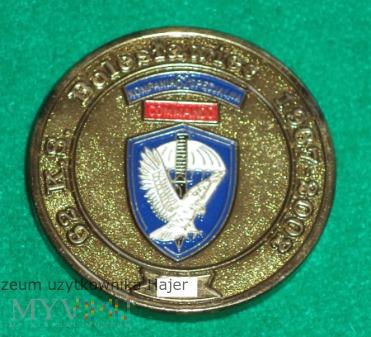35 lat 62 KS Commando legitymacja medal numerowany