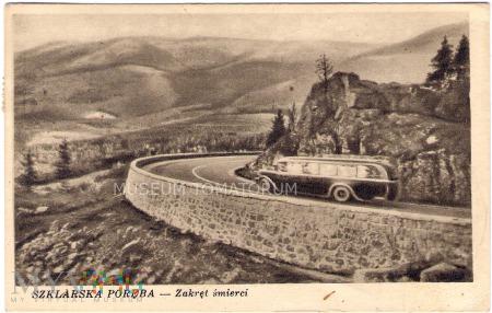 Karkonosze - Zakręt śmierci - 1950