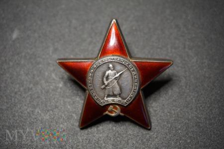 Order Czerwonej Gwiazdy