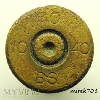 Łuska 6,5x54R Mannlicher 40 40 BS 10