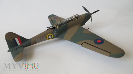 Samolot bombowy Fairey