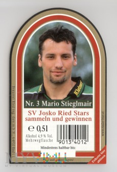 Ried, Mario Stieglmair