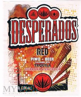 Duże zdjęcie desperados red