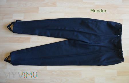 Spodnie służbowe marynarskie KRWP wz.117A/MON