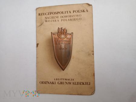 Odznaka Grunwaldzka