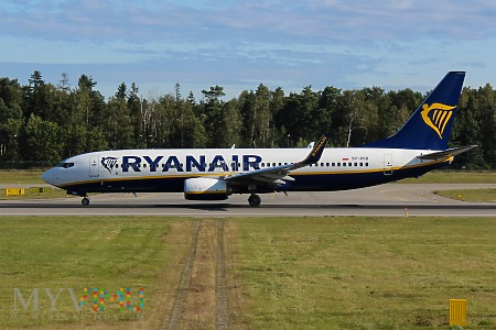 Duże zdjęcie Boeing 737-8AS - SP-RSB