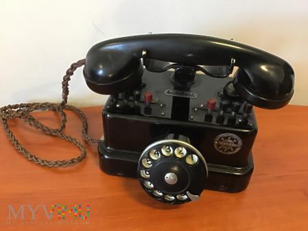 Węgierski aparat telefoniczny