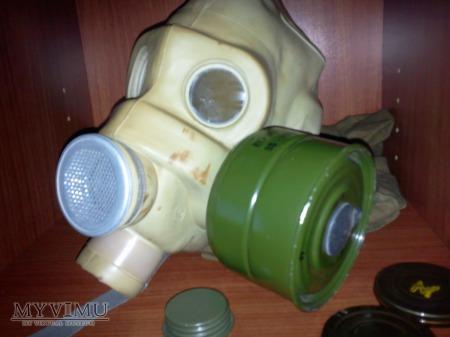 Maska przeciwgazowa PMG