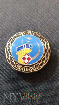 Pamiątkowa odznaka WPL Malbork