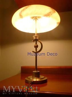 Duże zdjęcie lampa art deco