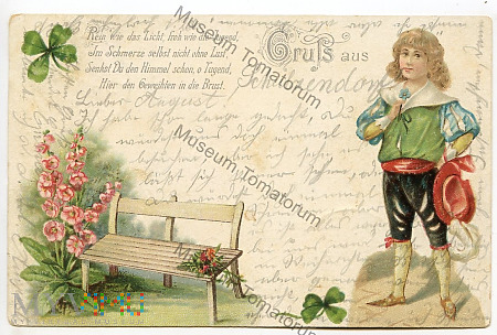 Pozdrowienia z... 1903