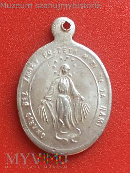 Medalik Maryja bez zmazy poczęta (4)