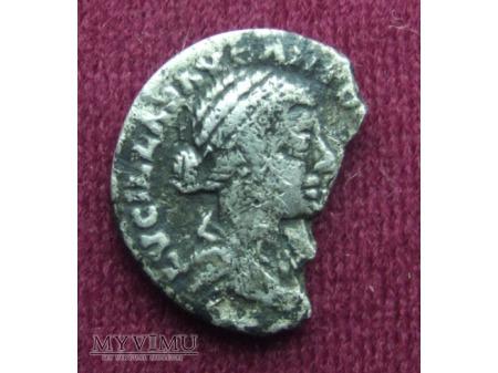 Denar rzymski ( 164 - 169 r.)