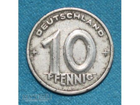 10 Pfennigów