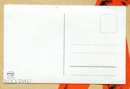 Greta Garbo IRIS Verlag nr 5971 Vintage Postcard