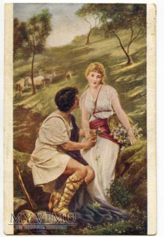 Rzymska miłość - pasterska