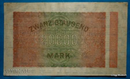 20000 Mark 1923