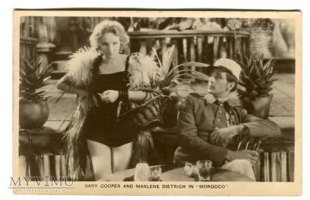 Duże zdjęcie Marlene Dietrich Picturegoer nr 518