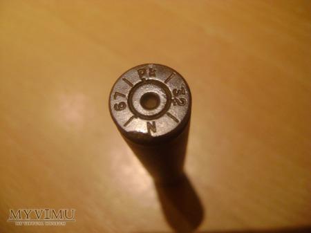 Łuska polska Mauser kal. 7,92mm
