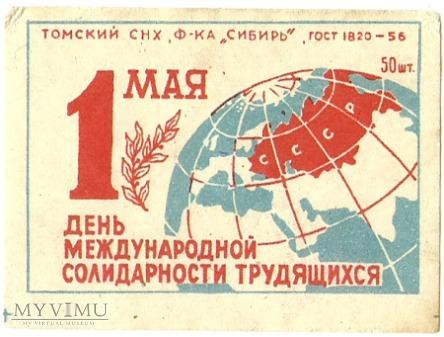 1 MAJA ZSRR