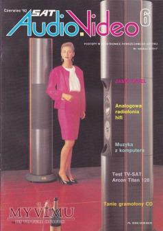 SAT AUDIO VIDEO 1992 rok, cz.II