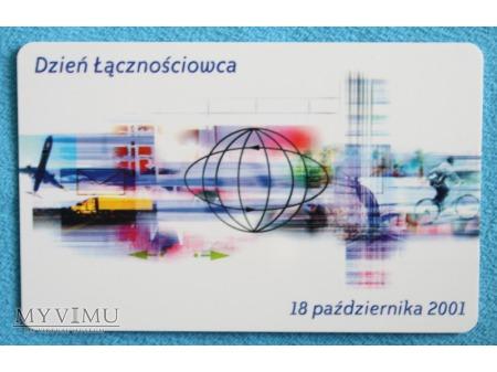 Dzień Łącznościowca 2001