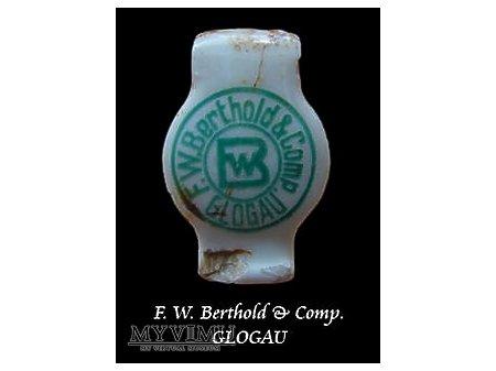 F. W. Berthold a