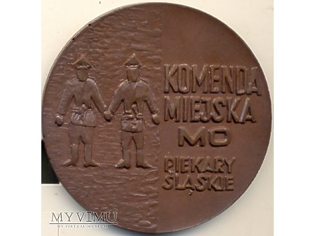 Duże zdjęcie Komenda Miejska MO