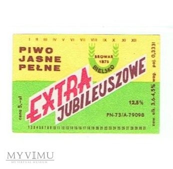 extra jubileuszowe