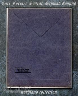 Koperta od EKII (Forster & Graf)
