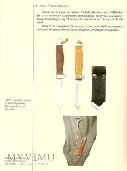 Ratowniczy nóż lotniczy