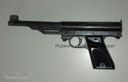 MAUSER Mod.U10 Niemiecki pistolet wiatrówka