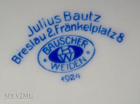 Wielki talerz Erster Breslauer Ruderverein e.v.