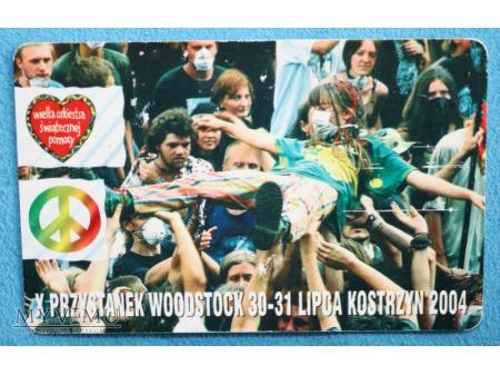 X Przystanek Woodstock Kostrzyn 2004