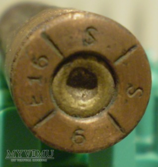 Znakowanie amunicji karabinowej