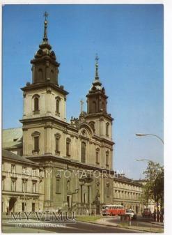 W-wa - Kościół Świętego Krzyża - 1979