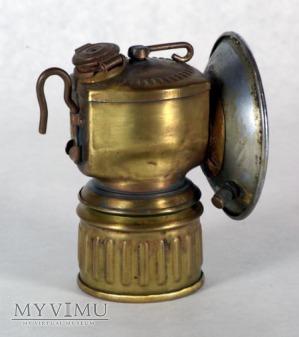 Lampa gornicza karbidowa Justrite