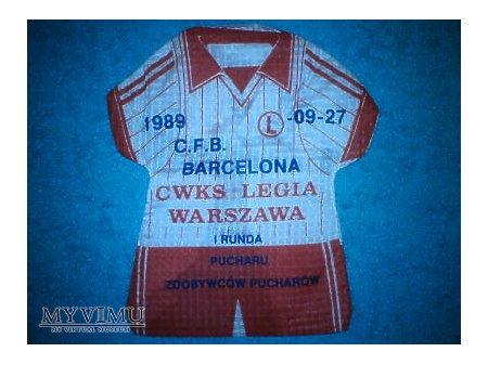 Legia - FC Barcelona