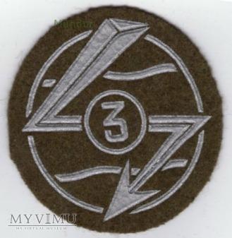 Oznaka specjalisty - wojska łączności 3kl
