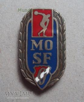 Odznaka: Milicyjna Odznaka Sprawności Fizycznej