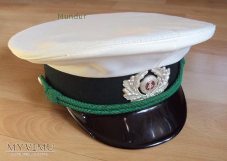 Czapka podoficera Volkspolizei