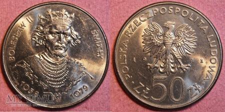 Boleslaw II Śmiały