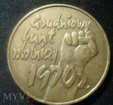 Duże zdjęcie 2 ZŁ Grudniowy Bunt Robotniczy 1970 r.