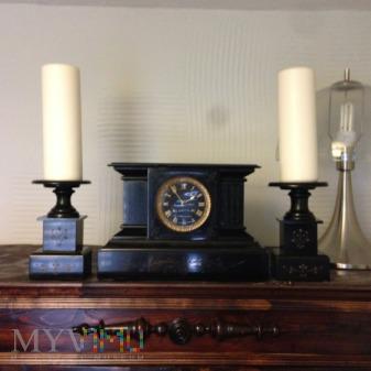 Zegar. Mechanizm S. Marti. Francja. 1860-1889